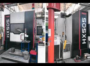 Quaser HX505 AP/6B Bearbeitungszentrum Vertikal