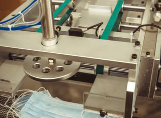 Dongguan KYD Automatic Mask Machine Factory Co., Ltd, China KYD-MF007 P210331092