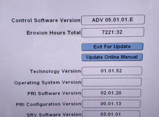 Agie SA 20 P80321056