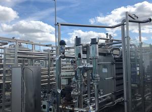 Pasteurisateur Alfa Laval Complete Flash Pasteurisation System