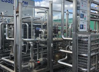 Alfa Laval Complete Flash Pasteurisation System P91105047