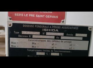Ishida CCW-S-215 P91220209