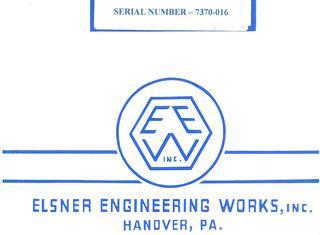 Elsner 760 P00308017