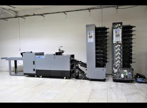 Duplo System 4000 2x. Tower DC 10/60 Zusammentragmaschine