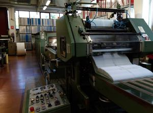 Muller Martini  Progress 520 Business Forms Press Rollenoffset