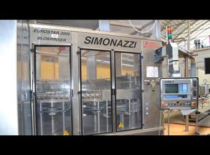 Simonazzi Eurostar 2000 Abfüllmaschine - Abfüllanlage