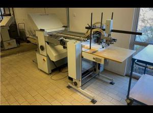 MB Bauerle CAS 524 folding machine