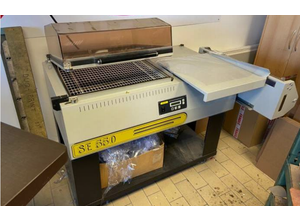 Smipack SE 550 Folien-Einschweißmaschine