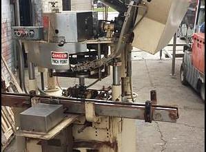 Resina S-41 Verschließmaschine