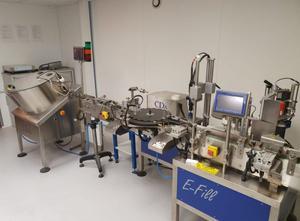 CDA E-FILL Ampullen- / Fläschenfüllmaschine