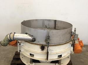 Vibrating sieve Ø 850 mm Miscellaneous pharmaceutical / chemical machine