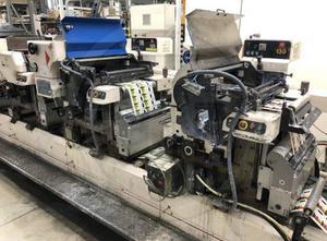 Nilpeter MO3300 Etikettiermaschine