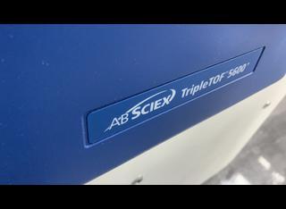AB SCIEX TRIPLE TOF 5600 P210402077