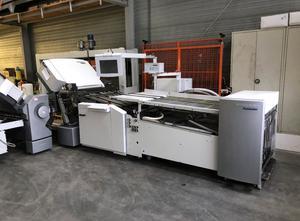 Heidelberg Stahlfolder RFH-82 6/4/4 folding machine