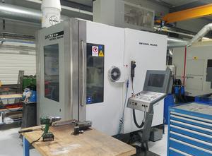 Centro de mecanizado horizontal DMG 70V hi-dyn