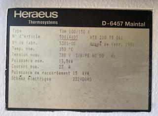 Heraeus TUH 100/150 P210405004
