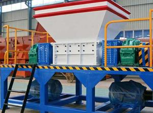 Linyi Meicheng Machinery and Equipment Co., Ltd. MC-11 Recyclingmaschine