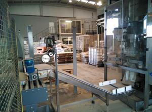 SPAN GALAXY 450 Вертикальный упаковочный автомат