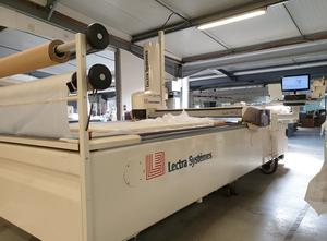 LECTRA VECTOR 5000 V2 Automated cutting machine