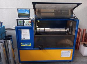 Used SINTRA AUTOMATION SINTRA AUTOMATION Glass cutting / edging machine