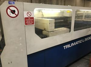 Trumpf L 3030 3,8kW CO2 Laserschneidmaschine