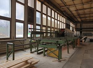 Centro de mecanizado cnc Hundegger K1