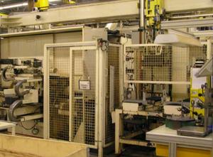 Rectificadora sin centros Ghiringhelli M300 SP610 CNC 6 ASSI