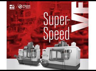 Haas VF-4SS P210406106