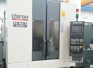 Obráběcí centrum - vertikální Chiron FZ15KS