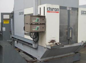 Centrum obróbcze z wymianą palet Chiron FZ18W 4 AXIS