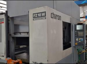 Chiron FZ18W MAGNUM Bearbeitungszentrum Vertikal