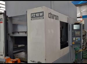 Chiron FZ18W MAGNUM Paletten-Bearbeitungszentrum