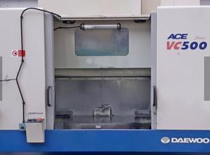 Daewoo ACE VC500 Bearbeitungszentrum Vertikal