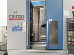 Centre d'usinage 5 axes Chiron MILL 800