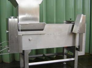 Machine de découpe, lavage et blanchiment de fruits et légumes Holac VA-125N CM