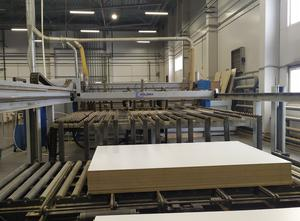 Homag HOLZMA PROFI HPL33/43/22 Kombinierte holzbearbeitungsmaschine