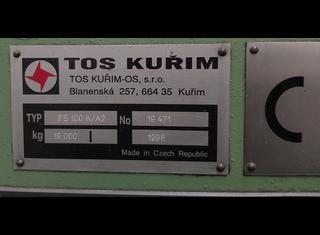Tos Kuřim FS 100 K2 P210407106