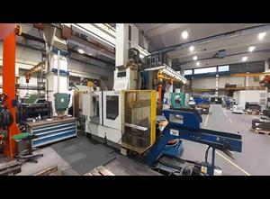 Tornio verticale TOS SKQ 8 CNC