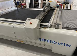 Used Gerber GTxl Automated cutting machine