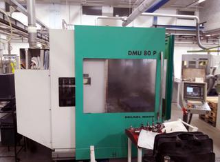 Deckel Maho DMU 80 P P210408020