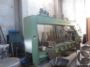 Boldrini 4000 x 13 mm Flanging machine