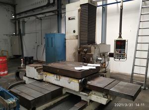 Castel 2 Table type boring machine CNC