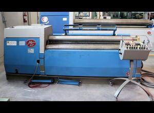 MG 2000 x 8/6 mm Plate rolling machine - 4 rolls