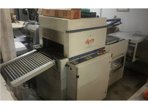 Retractiladora DEM Wrapping machine