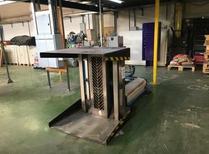 Máquina de papel Rotek 900SPV