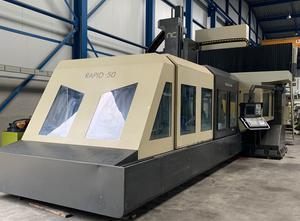 Nicolás Correa Rapid 50 Portal milling machine