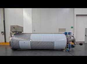 Autoclave horizontal Estático de 5 cestas Barriquand Steriflow
