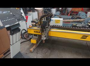 Máquina de corte por plasma / gas esab Eagle 3000