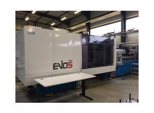 Netstal 550T 5500-4200 EVOS Spritzgießmaschine