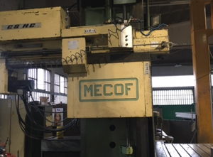 Overhauled Mecof CS NC Table type boring machine CNC